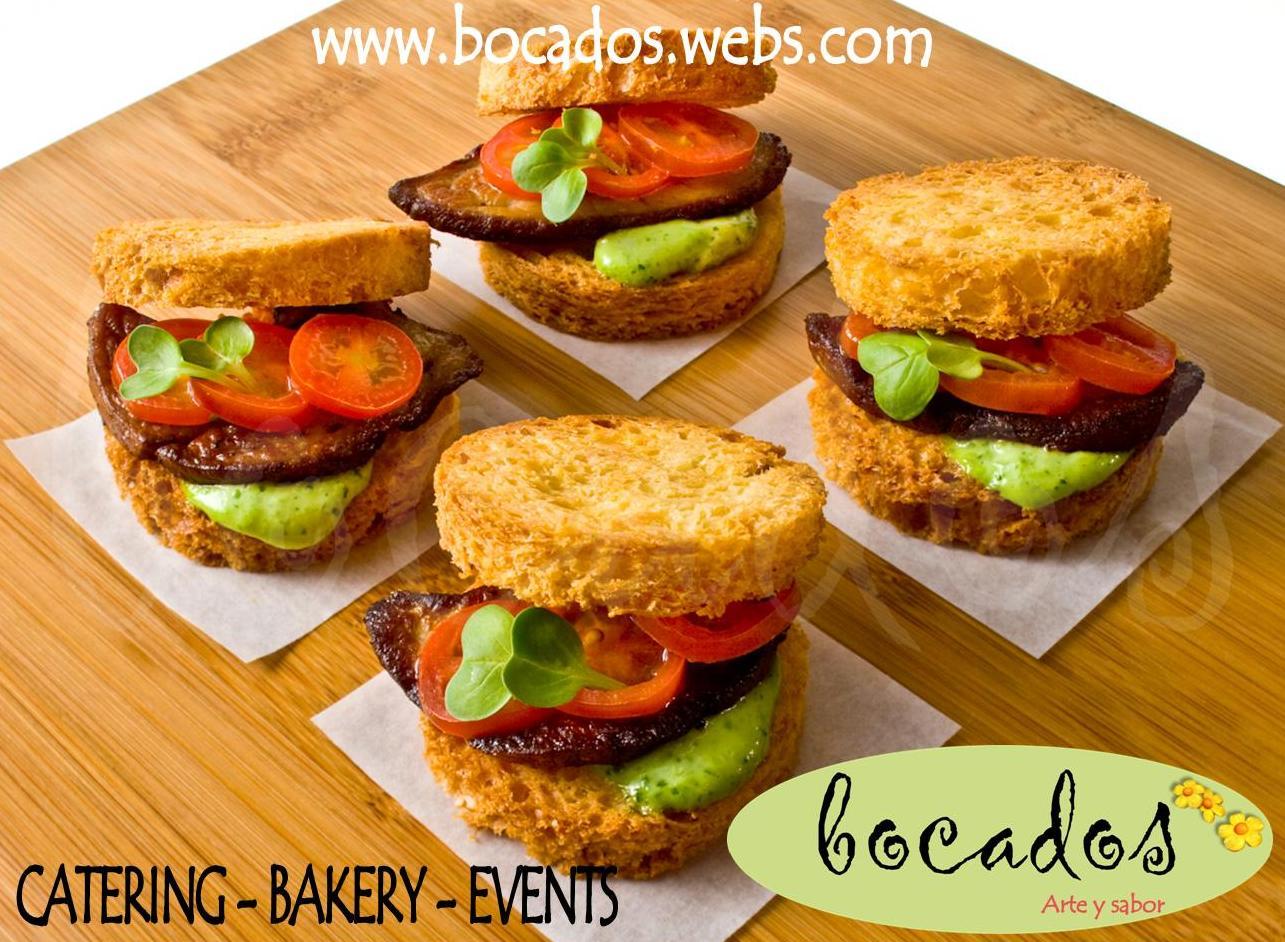 Aperitivos canapes appetizers bocados arte y sabor for Canapes y aperitivos